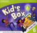 Promocja: Kid's Box 6 Audio Cds