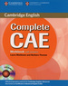 Promocja(s): Complete CAE Workbook (zeszyt �wicze�) with Answers & Audio CD