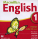 Promocja: Macmillan English 1 Language CD (2)