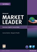 Market Leader 3rd Edition Advanced, Course Book (podręcznik) and DVD-ROM Pack